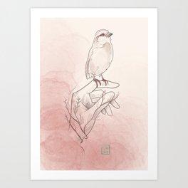 Pajarete Art Print