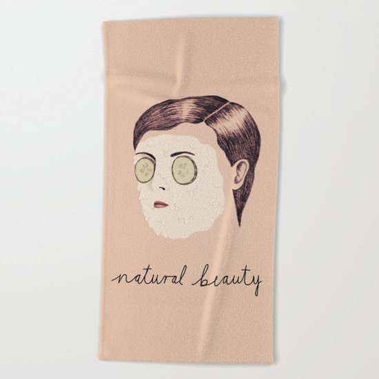 Natural Beauty Beach Towel