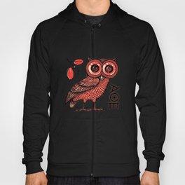 Athena's Owl Hoody