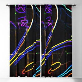 Graffiti 10 Blackout Curtain