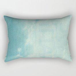The twilight zone Rectangular Pillow