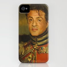 Sylvester Stallone - replaceface iPhone (4, 4s) Slim Case