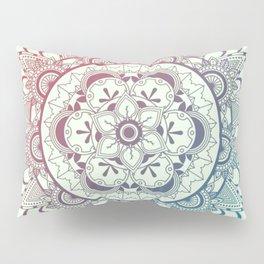 Tender mandala Pillow Sham
