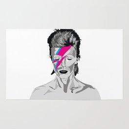 David Bowie – Aladdin Sane Rug