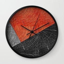 GeOBG Wall Clock
