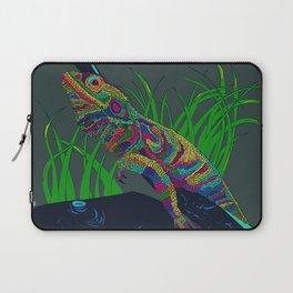 Colorful Lizard Laptop Sleeve