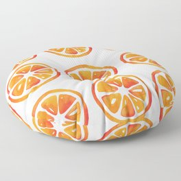 Orage slice pattern Floor Pillow