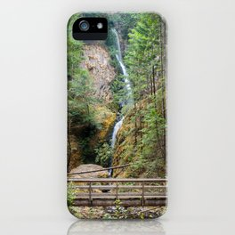 Hole-In-The-Wall Falls iPhone Case