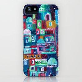 Mosaic City iPhone Case