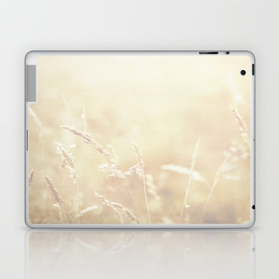 Lets make hay whilst the sun shines  Laptop & iPad Skin