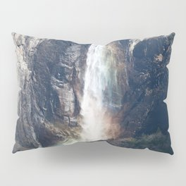 Bridalveil Falls, Yosemite California Pillow Sham
