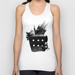 Lumps of the Twelvetide: Mary Unisex Tank Top