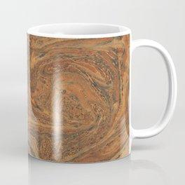 Marbled Bronze paper Coffee Mug