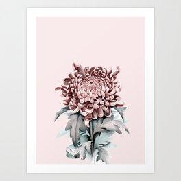 Flowers near me 5 Art Print