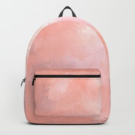 Mosaic cloudiness Backpack