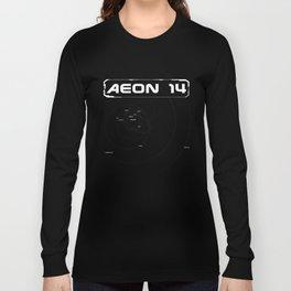 Aeon 14 Logo New Canaan Long Sleeve T-shirt