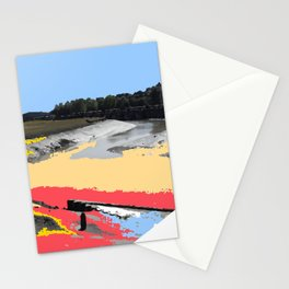 River Rother in Rye Stationery Cards