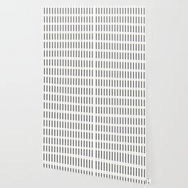Pencil Graphic Stripe Graphic Wallpaper