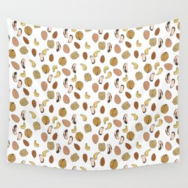 nuts Wall Tapestry