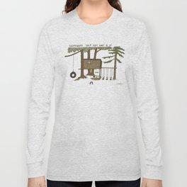 Tree Fort Long Sleeve T-shirt