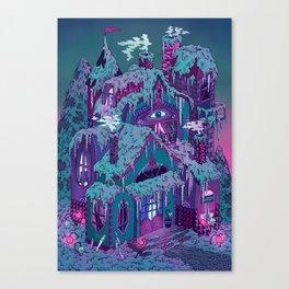 December House Canvas Print