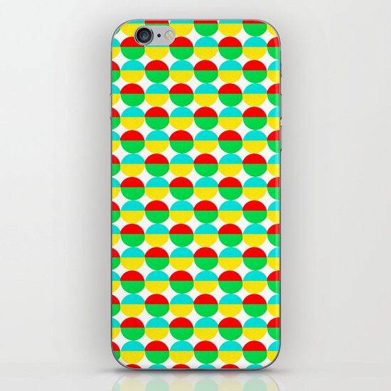 Van Abbe Pattern iPhone & iPod Skin