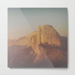 Half Dome XI Metal Print
