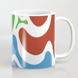Spot colors Coffee Mug
