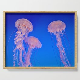 Bloom of Jellies Serving Tray