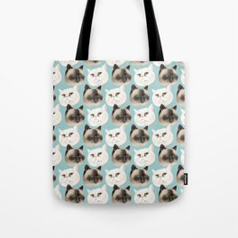 Ming and Wicket Tote Bag