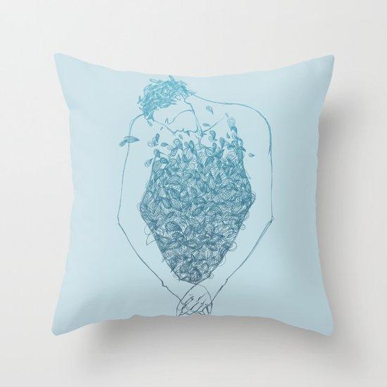 Chest Throw Pillow