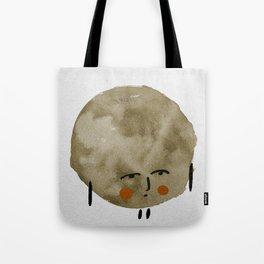 Comtemplative blob Tote Bag