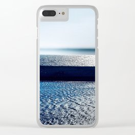Gualala... Clear iPhone Case