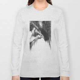 Anima Mundi by Anna Helena Szymborska Long Sleeve T-shirt