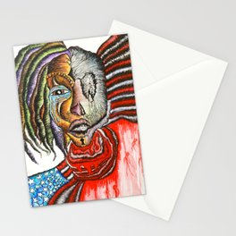 AMAZING DISGRACE Stationery Cards