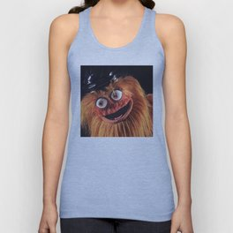"Flyers New Mascot ""Gritty"" Unisex Tank Top"