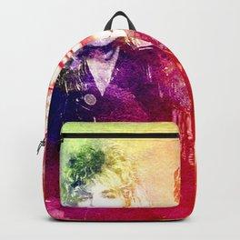 GNR color full Backpack