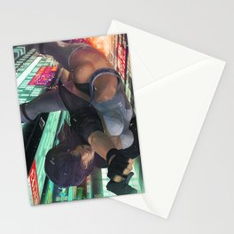 Motoko Kusanagi Stationery Cards