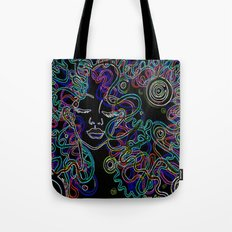 Hyperland Tote Bag