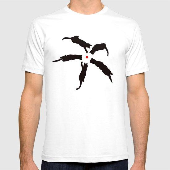 Laser Cats T-shirt