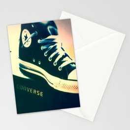 Converse Sneakers Stationery Cards