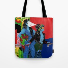 Instead of Appeals to a Conversation (Gatekeepers) Tote Bag