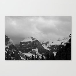 Farther Slopes: IV Canvas Print
