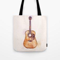 Martin Guitar Tote Bag