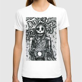 Death on a Motorcycle T-shirt