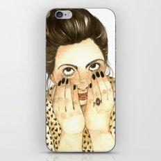 Fo Fo Leon iPhone & iPod Skin