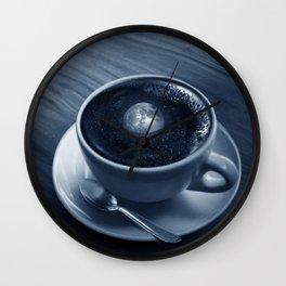 Psychotropic Coffee Wall Clock