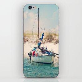 Shipwrecked 1 iPhone Skin