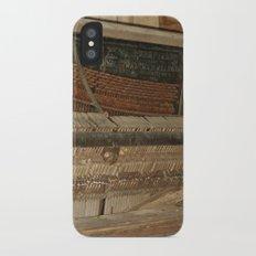 Wrong Key iPhone X Slim Case