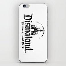 Dismaland iPhone & iPod Skin